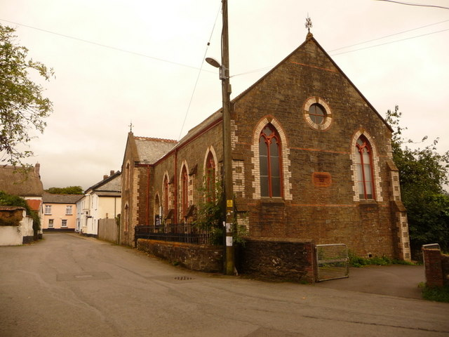 Winkleigh: Methodist church