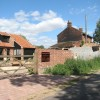 Barn conversions at Low Common