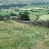 Towards Woodhouse Farm in Vale of Edale