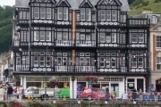 Dartmouth: York House from across the marina