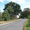 Approaching Langley Green