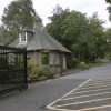Gateway and Lodge, Merchiston School, Colinton