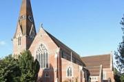 St John the Evangelist, Burgess Hill, Sussex