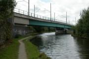 Pomona, tram bridge