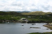 Harbour area at Leumrabhagh
