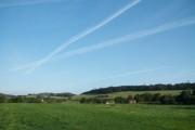 Farmland at Burren Bridge