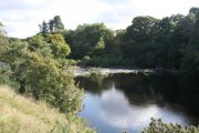 River Tees near Ovington