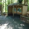 Paignton : Paignton Zoo, Wetland Information Gazebo
