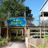 Paignton : Paignton Zoo, Crocodile Swam Entrance