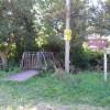 Footpaths and footbridge
