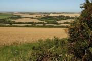 Farmland near Moyson
