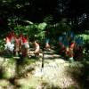 North Devon : The Gnome Reserve, Gnome Chess Set