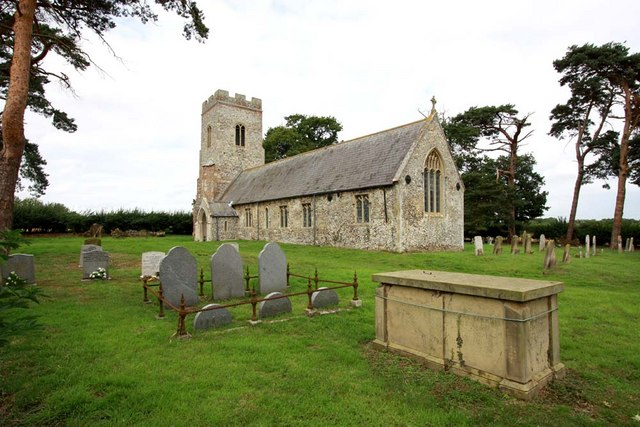 St Peter, Carleton St Peter, Norfolk