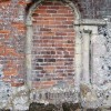 St Gregory's Church, Heckingham, Norfolk - Blocked doorway