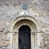 St Margaret, Hales, Norfolk - Doorway