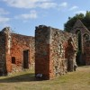 St Giles Ruins.