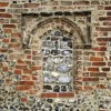 St Gregory's Church - blocked south porch window