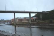 Road Bridge over the River Esk, Whitby