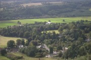 Clachan of Campsie from the Campsie Fells