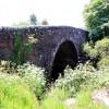 Bridge over the East Dart River