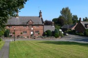 The village of Caldy on the Wirral