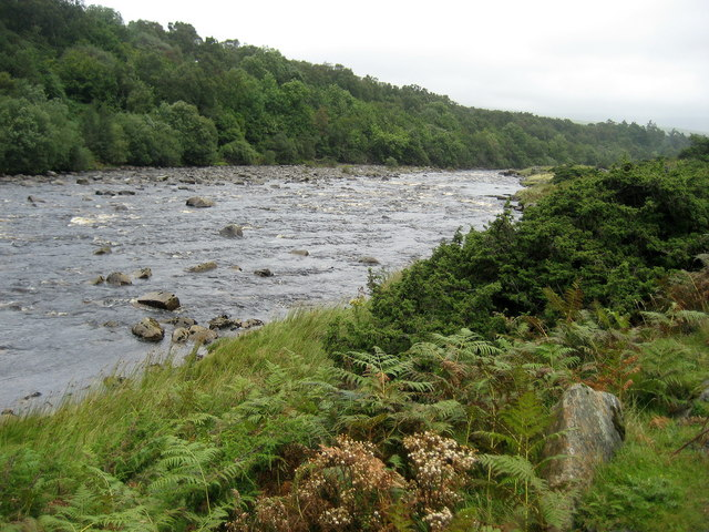 River Tees above High Force