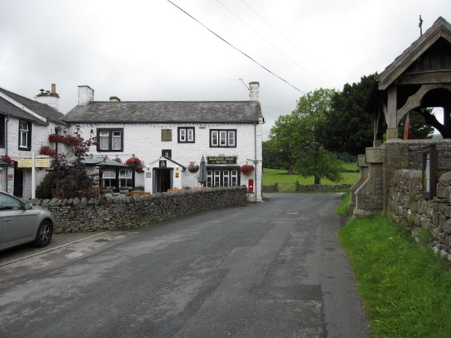 The Marton Arms Hotel, Thornton in Lonsdale