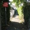 Path from Preston Lane to Yarmouth Road (B1136)