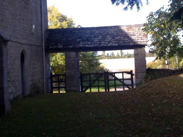 Churchyard Gate Standish