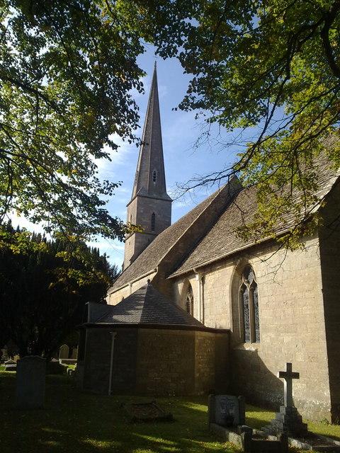 Standish Church
