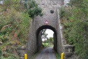 Narrow bridge