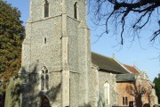 All Saints Great Ashfield
