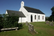 Dalavich Church, Argyll