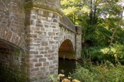 Bridge over Hinksey Stream