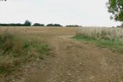 More farmland near Bridewell Farm Cottages, East End, Witney