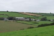 Middle Dean Farm near Goodleigh