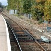 Trap points at Leamington Spa railway station