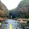 Sea Cave at Birrier