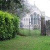 Amberley Church from Graveyard Opposite