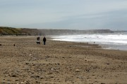 Seaham Beach - looking north