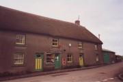 Monkokehampton post office, Devon