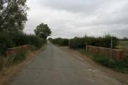 Bridge on the road to Thrupp