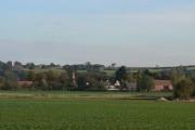 Hoveringham village