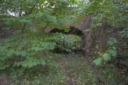 Bridge Under Trackbed of Old Railway