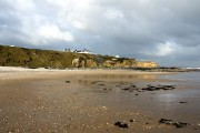 Beach north of Seaham Harbour