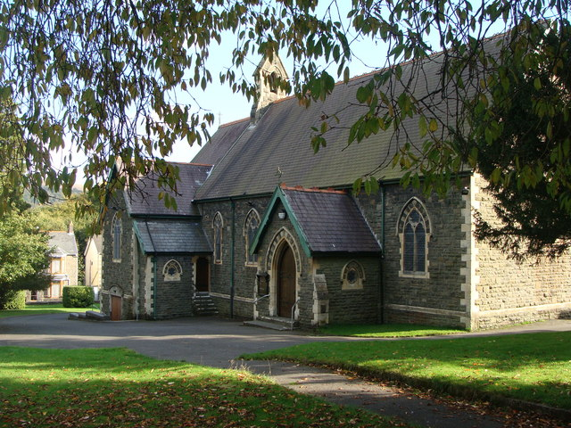 Church of St Margaret of Antioch, Aberaman