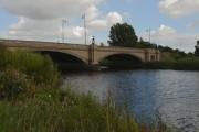 Kingsway crosses the Mersey