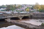 Rivelin Valley Road Bridge, Malin Bridge, Sheffield - 2
