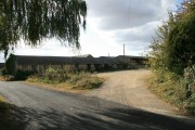 Farm buildings at Weald