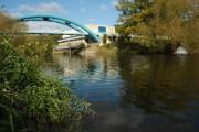 Bridge to Hampton Loade Waterworks